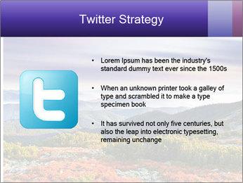 Wildlife Landscape PowerPoint Template - Slide 9
