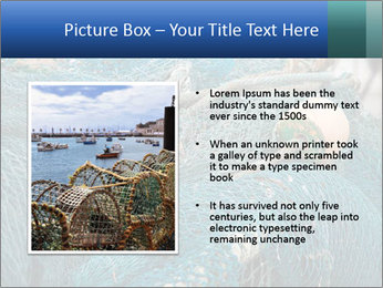Fishing Net PowerPoint Template - Slide 13