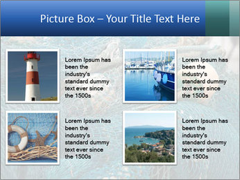 Fishing Net PowerPoint Template - Slide 14