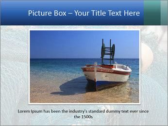 Fishing Net PowerPoint Template - Slide 15