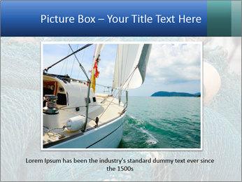Fishing Net PowerPoint Template - Slide 16