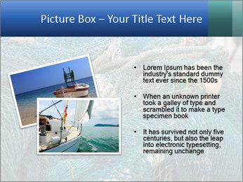 Fishing Net PowerPoint Template - Slide 20