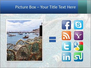 Fishing Net PowerPoint Template - Slide 21