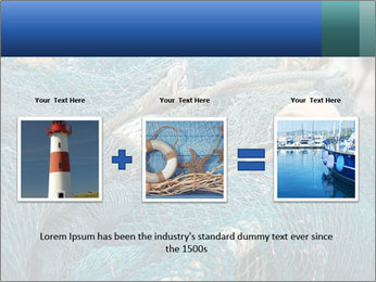 Fishing Net PowerPoint Template - Slide 22