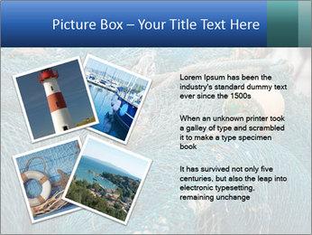Fishing Net PowerPoint Template - Slide 23