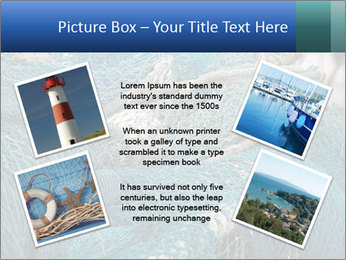 Fishing Net PowerPoint Template - Slide 24