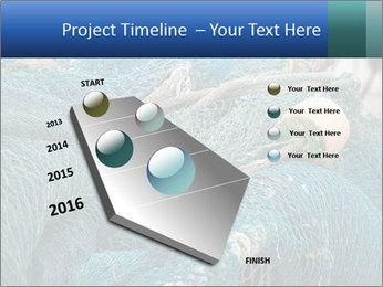 Fishing Net PowerPoint Template - Slide 26