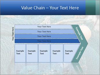 Fishing Net PowerPoint Template - Slide 27