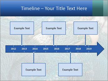 Fishing Net PowerPoint Template - Slide 28