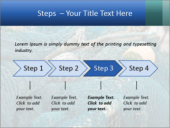Fishing Net PowerPoint Template - Slide 4
