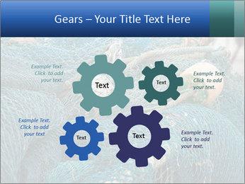 Fishing Net PowerPoint Template - Slide 47