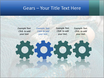 Fishing Net PowerPoint Template - Slide 48