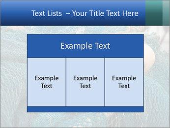 Fishing Net PowerPoint Template - Slide 59
