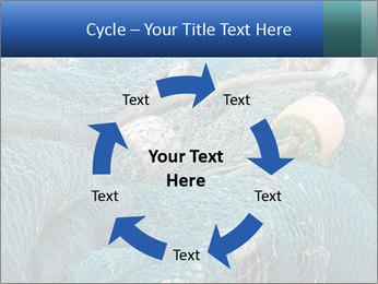 Fishing Net PowerPoint Template - Slide 62
