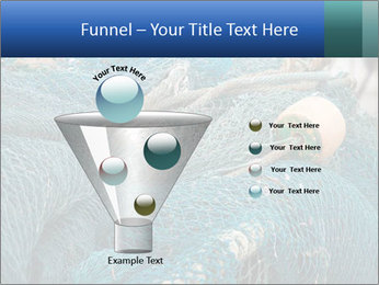 Fishing Net PowerPoint Template - Slide 63