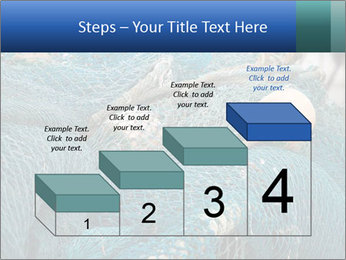 Fishing Net PowerPoint Template - Slide 64