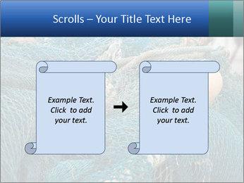 Fishing Net PowerPoint Template - Slide 74