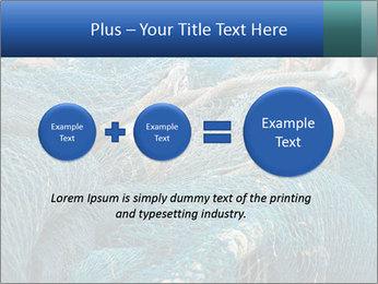 Fishing Net PowerPoint Template - Slide 75