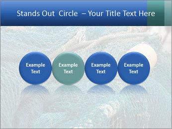 Fishing Net PowerPoint Template - Slide 76