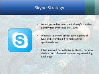 Fishing Net PowerPoint Template - Slide 8