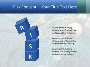 Fishing Net PowerPoint Template - Slide 81