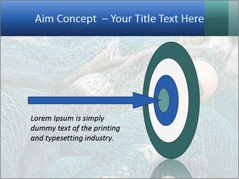 Fishing Net PowerPoint Template - Slide 83