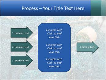 Fishing Net PowerPoint Template - Slide 85
