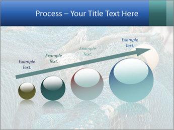 Fishing Net PowerPoint Template - Slide 87