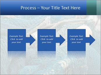 Fishing Net PowerPoint Template - Slide 88