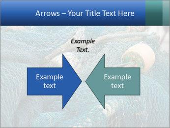 Fishing Net PowerPoint Template - Slide 90
