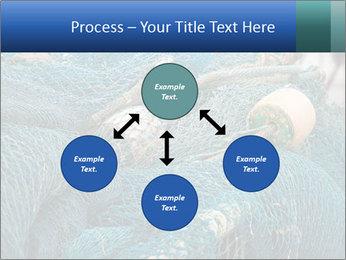 Fishing Net PowerPoint Template - Slide 91