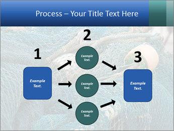 Fishing Net PowerPoint Template - Slide 92