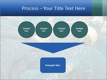 Fishing Net PowerPoint Template - Slide 93