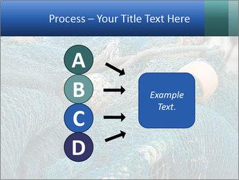 Fishing Net PowerPoint Template - Slide 94