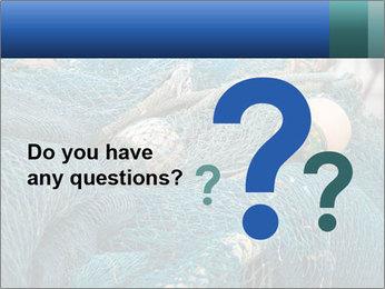 Fishing Net PowerPoint Template - Slide 96