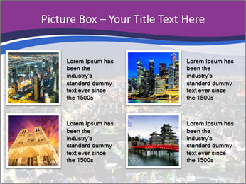 City In Jaapan PowerPoint Template - Slide 14