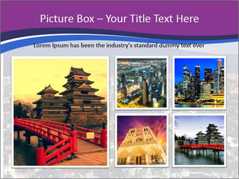 City In Jaapan PowerPoint Template - Slide 19