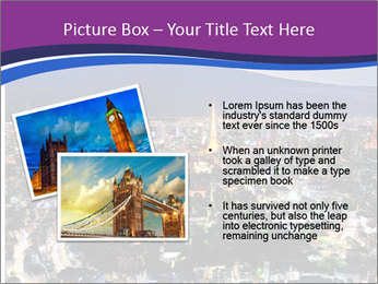 City In Jaapan PowerPoint Template - Slide 20
