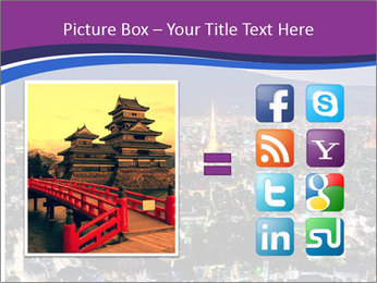 City In Jaapan PowerPoint Template - Slide 21