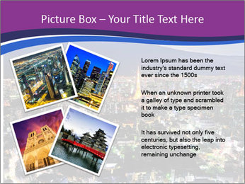 City In Jaapan PowerPoint Template - Slide 23