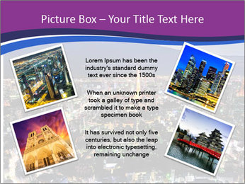 City In Jaapan PowerPoint Template - Slide 24