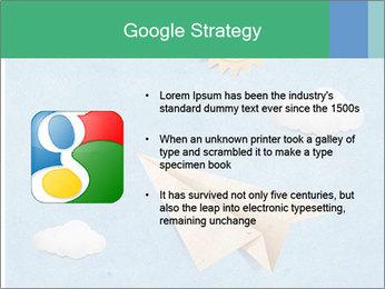 Paper Plane PowerPoint Template - Slide 10