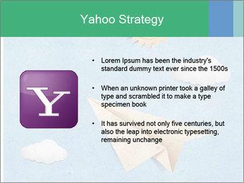 Paper Plane PowerPoint Template - Slide 11