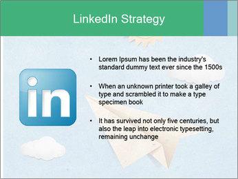 Paper Plane PowerPoint Template - Slide 12