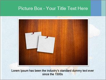 Paper Plane PowerPoint Template - Slide 16