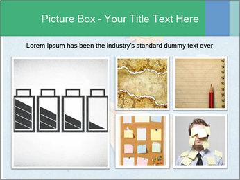 Paper Plane PowerPoint Template - Slide 19