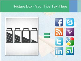 Paper Plane PowerPoint Template - Slide 21