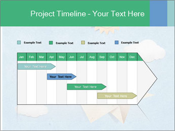 Paper Plane PowerPoint Template - Slide 25