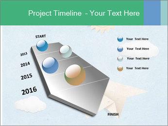 Paper Plane PowerPoint Template - Slide 26