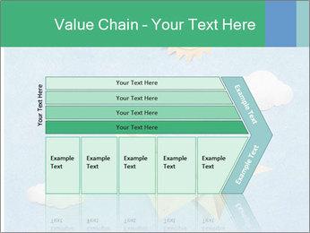 Paper Plane PowerPoint Template - Slide 27